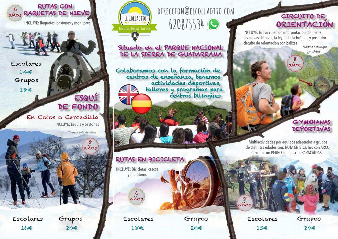 actividades para el invierno y todo el año