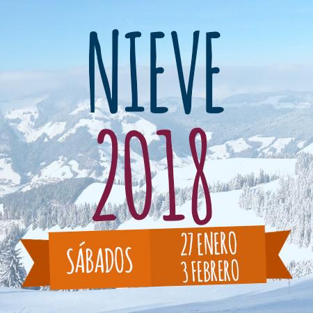 nieve 2018 el colladito